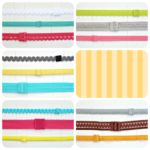 Plain Elastic Headband sets (no flower attached)