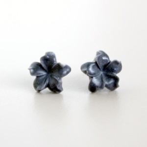 Dark Gray Jasmines 1