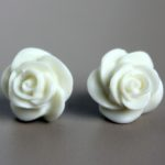 ivory roses 1