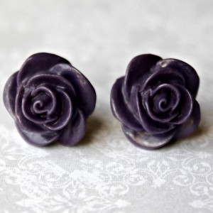 purple roses 2